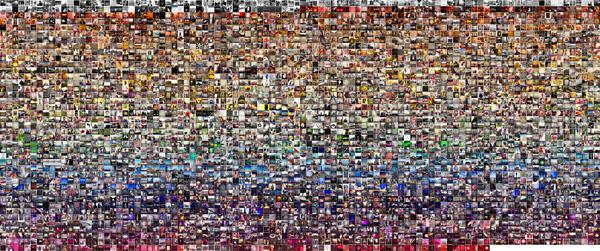 phototrails montage